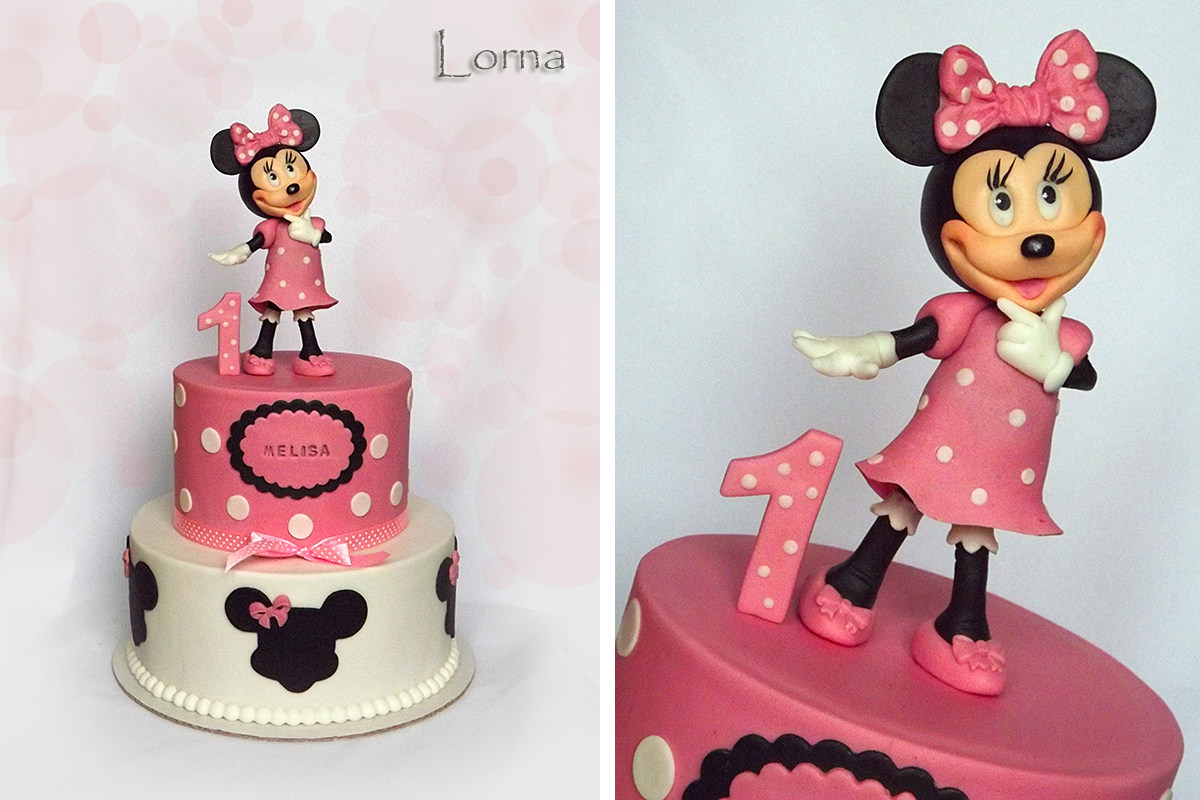 Minie mouse pink