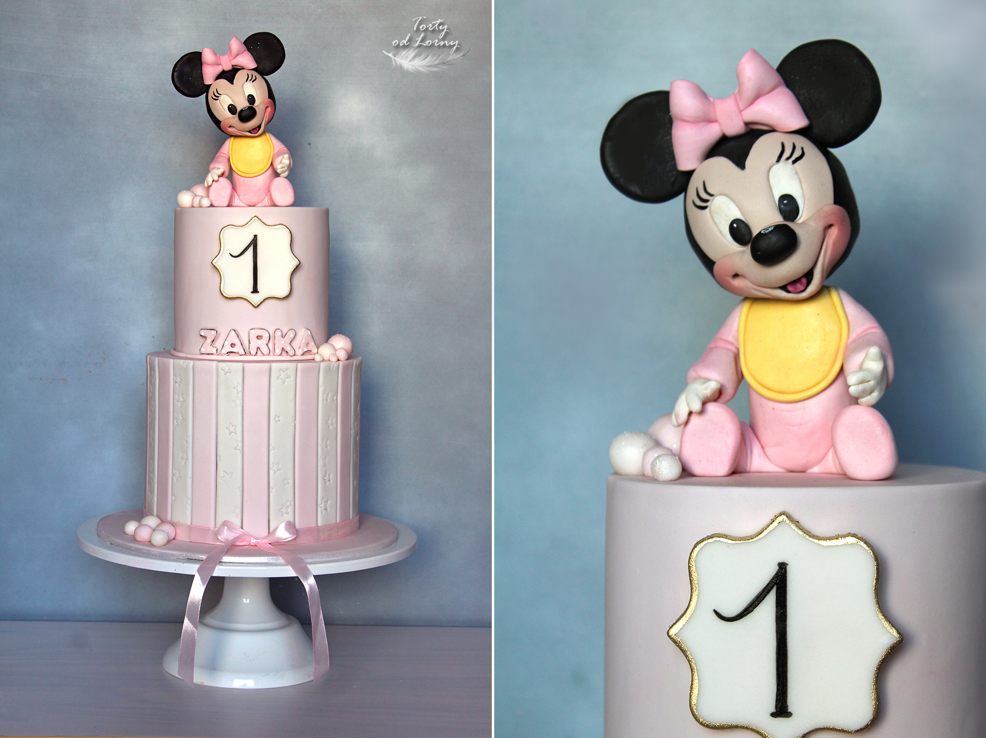 Minnie mouse baby 2
